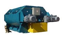 double rotor mixer