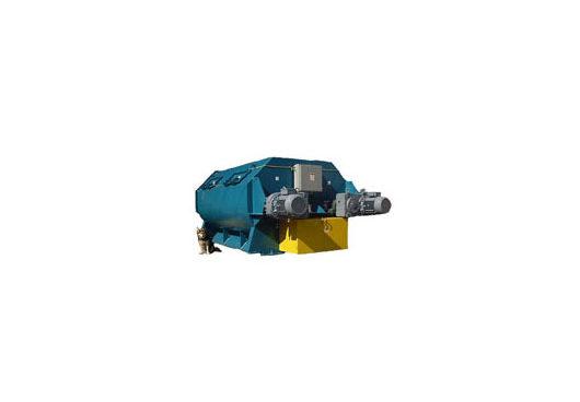 Double Rotor Mixers