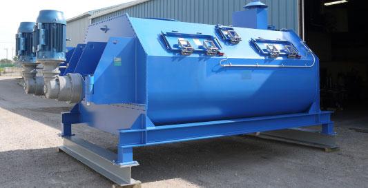 biomass mixers