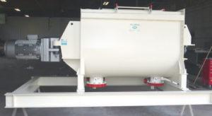 Commercial Plastics Mixers